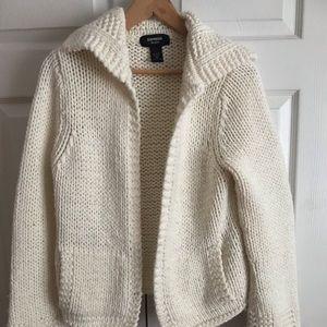 Express Vintage Handknit Sweater